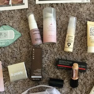 Sephora Makeup - 38 piece trial and travel size beauty ,skin +scent